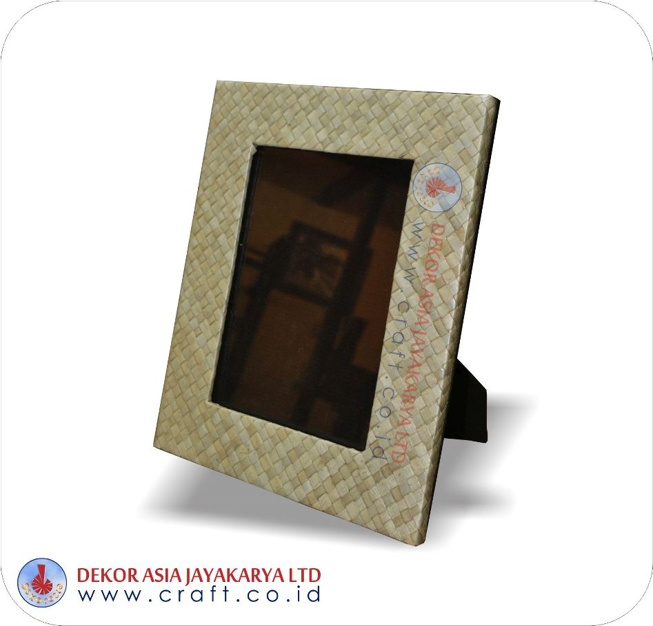 PICTURE FRAME - Pandanus Boxes